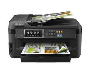 Epson WorkForce WF-7610 A3 Printer & ADF Scanner at Amazon for £99.99 + Potential £30 Cash back