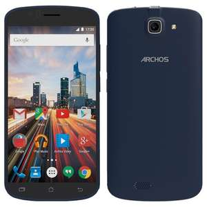 "ARCHOS 50E Helium Navy 5"" 8GB 4G Unlocked & Sim Free £49.97 +2.95 P+P @ Appliances Direct"