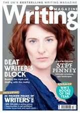 Writers magazine £19.99 year subscription @ Writers-online