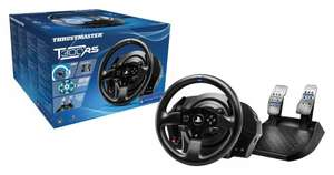 Thrustmaster T300 RS Official Force Feedback wheel (PS4/PS3/PC DVD) £199.98 @ amazon