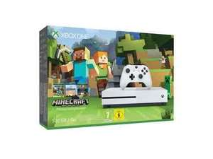 Xbox One S 500GB Minecraft Console + FIFA 17 + FORZA 3 / ADD CONTROLLER FOR FURTHER £20 @ TESCO DIRECT - £216
