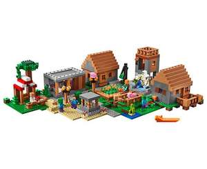 Lego Minecraft - The Village 21128 £135.99 @ Lego