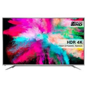 "Hisense 65K5510 LED HDR 4K Ultra HD Smart TV, 65"" With Freeview HD & Anyview Cast, Black £799 @ John lewis"