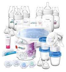 Online Only - Save £95 on Philips Avent Classic+ Breastfeeding Essentials Kit £50 Boots