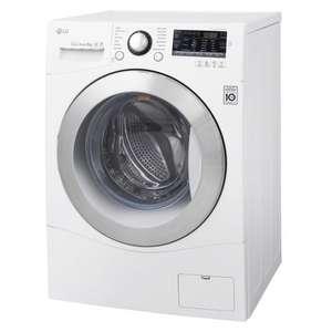 LG FH4A8TDN2 Freestanding Washing Machine, 8kg Load, A+++ Energy Rating, White for £379 delivered at John Lewis (Includes 5 Year Warranty)
