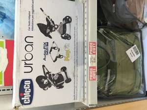 Chicco Urban Car seat adaptor 1p in Toys R Us Brent Cross