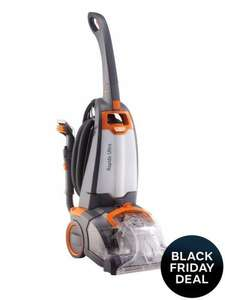 Vax W90-RU-B 900W Rapide Ultra Carpet WasherWas £249.99 Now £79.00 @Very + £3.99 delivery