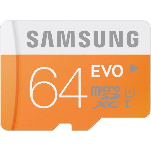 Samsung EVO 64GB Micro SDXC CLASS 10 Card  £8.90  Picstop