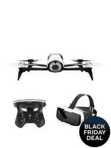 Parrot Bebop 2 FPV drone with skycontroller @ Very £419.99