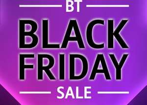 BT Fibre <52MB + SIMO 500min/ULTD txt/3GB 4G + TV Box with freeview+ Entertainement Starter and BT Sports 12M contract £161.37