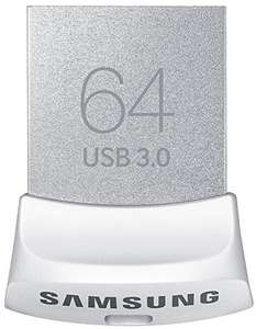 Samsung FIT 64GB USB 3.0 Flash Drive  £8.24  Picstop