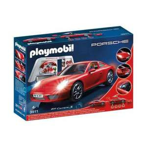 Playmobil Porsche 911 Carrera S 3911 £23.99 with code @Smyths instore