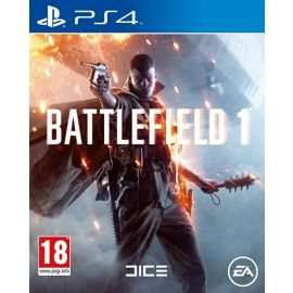 battlefield 1 PS4 £32 @ Tesco