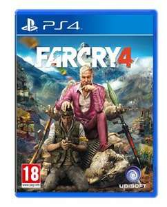 Far Cry 4 PS4 Pre-owned at GAME+Free delivery