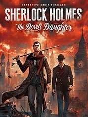 Sherlock Holmes and The Devil's Daughter (Steam) £14.66 @ GMG