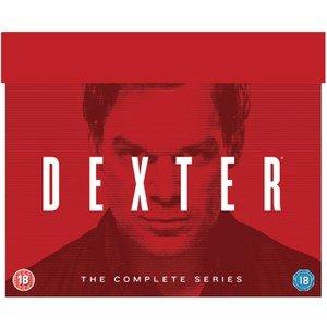 Dexter Complete Seasons 1 - 8 Box Set DVDs now £19.99 Delivered @ Zavvi.com. plus 6% Quidco Cashback