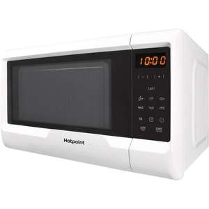 Hotpoint MWH2031MWO 700W 20L Solo Microwave - £39.99 for Costco members