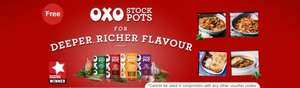 Try OXO Stockpots for free at Sainsbury's online