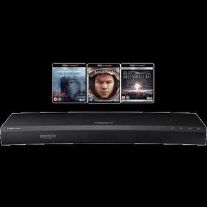 Samsung UBD-8500 UHD 4K Blu-Ray Player £199 from RGBDirect
