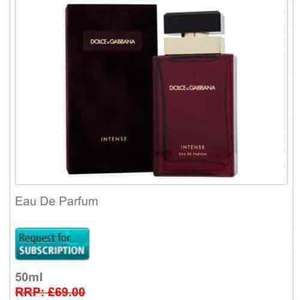 D&G Intense, 50ml EDP at Rowlands Pharmany for £24.14 with Black30 discount code
