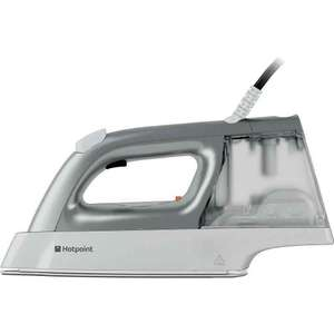 Hotpoint compact generator iron £27.99 from £89.99 hotpoint.co.uk