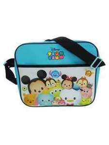 Tsum Tsum messenger bag (good size 34x28cm) was £12.99 now £6.99 @ very free c&c