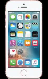 iPhone SE 16gb 1gb Data, 600 minutes and unlimited texts no upfront cost  £21.50 p/m - 24 months £516 @ Id Mobile
