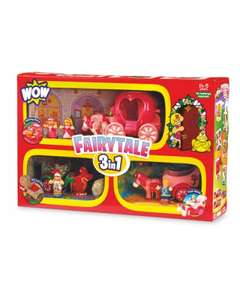 Wow Toys Fairytale set £17.99 Aldi - Free delivery