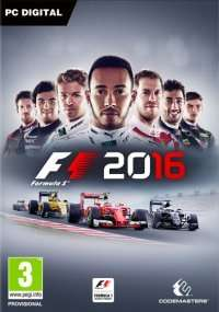 F1 2016 pc @ CDKEYS - £19.79