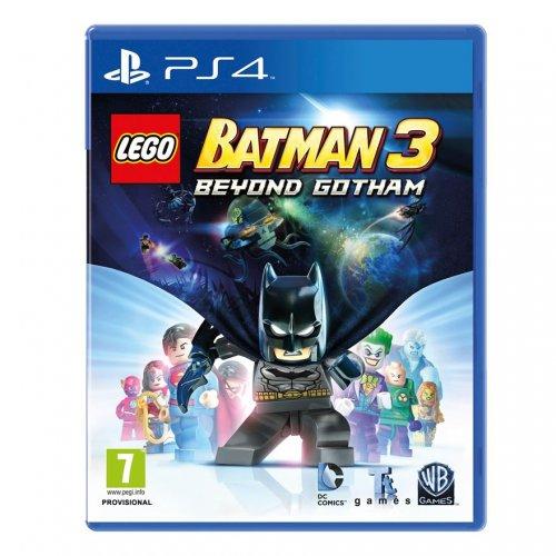LEGO: Batman 3 - Beyond Gotham (PS4) £9.49 @ Tesco Direct