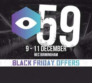 (from 1st Dec) Insomnia 59 Day Tickets - £7 IN STORE @ Game