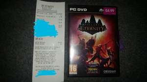 Pillars of Eternity - Hero edition £4.99 @ Game (InStore)
