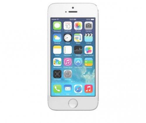 Sim Free iPhone 5S Refurbished 32GB - Silver (Unlocked) £179.95 @ ARGOS
