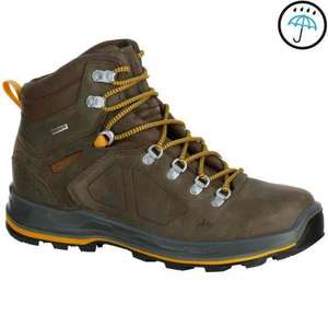 Decathlon Hiking walking boots FORCLAZ 600 £56.99 in store