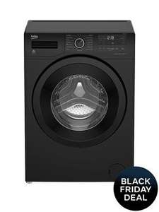 Beko WS832425B 8kg load washing Machine, £199.99, Very