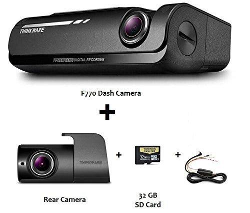Thinkware F770 Full HD Front And Rear Dashcam 32GB £229.99 @  letsbuycaraudio /ebay