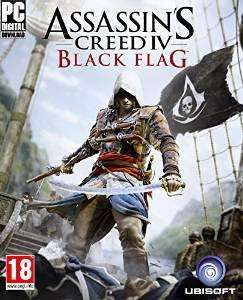 [UPlay] Assassins Creed IV: Black Flag-£3.99 (Download)(Amazon)