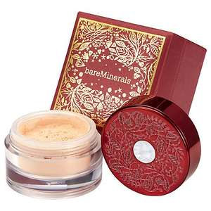Escentual bareMinerals Deluxe Matte Glow Mineral Veil 24g Worth £135 RRP £35 HALF PRICE + 10% Code @BLACK10