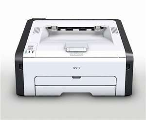 Ricoh SP211 Mono Laser A4 USB WAS £29.99 £19.99 @Tesco (sold by Box)