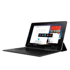 CHUWI Hi10 Pro 2 in 1 Ultrabook Tablet PC - (Windows 10 + Remix OS 2.0 10.8 inch Intel Atom X5 Z8350 64bit Quad Core 1.44GHz 4GB RAM 64GB ROM IPS Screen Bluetooth Cameras) £120.25 Delivered with code intel46 at Gearbest