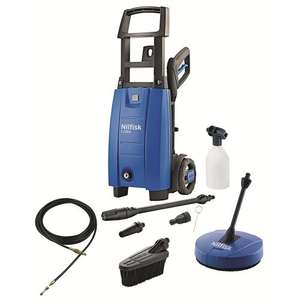 Nilfisk C120 6-6 PCAD X-Tra Big Accessory Pressure Washer £68.99 @ Amazon