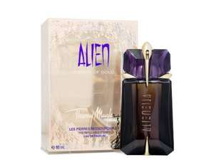 NOT EXPIRED! Thierry Mugler Alien EDP 60ml Gold Edition £37 Rowlands Pharmacy