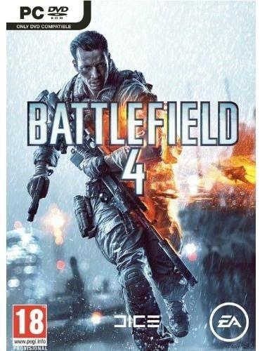 Battlefield 4 (Origin) £3.59 (Using Code) @ CDKeys