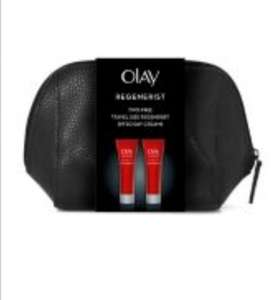 Free Olay Gift Bag when you spend £20 on selected Olay skincare at Boots