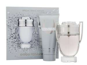 Paco Rabanne Invictus Giftset. Eau De Toilette 100ml & Body Shampoo 100ml. Free Delivery. Was £60 now £35 rowlandspharmacy