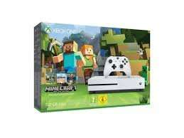 Xbox 1s minecraft with fonza 3 Fifa 17 and extra wireless controller £236 Tesco