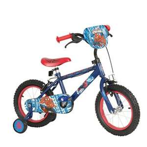 Ultimate Spider-Man 14-inch Bike was £99.99 now £49.99 @ Amazon