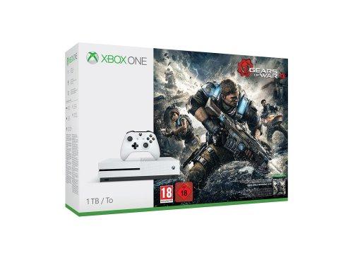 Xbox One S 1TB + Gears of War 4  £234.99  Shopto/eBay