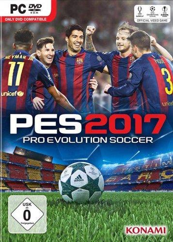 Pro Evolution Soccer 2017 Steam CD Key - £18.66 - scdkey