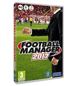 Football Manager 2017 - £22 delivered @ Forest Green Rovers